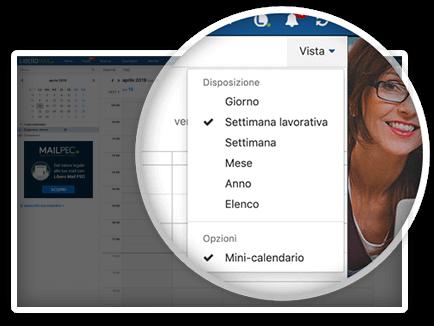 Visualizza Calendario.Calendario E Attivita Libero Mail